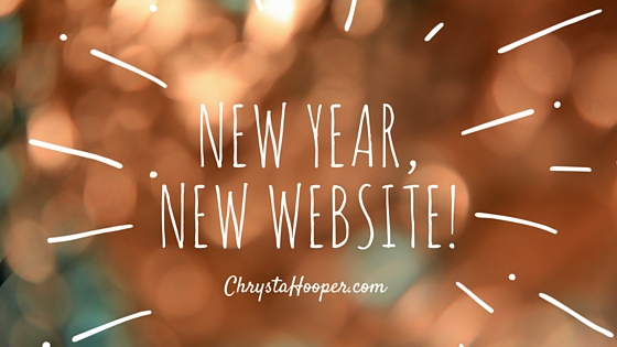 New Year, New Website!