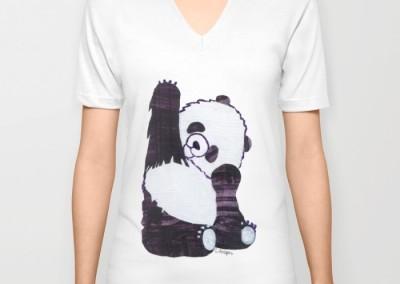 hello-panda-xnr-vneck-tshirts