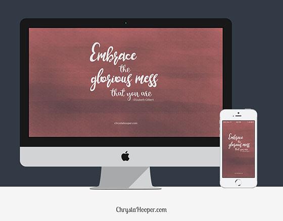 Freebie: Inspirational Desktop Wallpaper For You!
