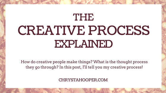 The Creative Process Explained
