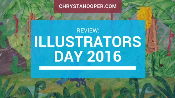 Review: Illustrators Day Workshop 2016