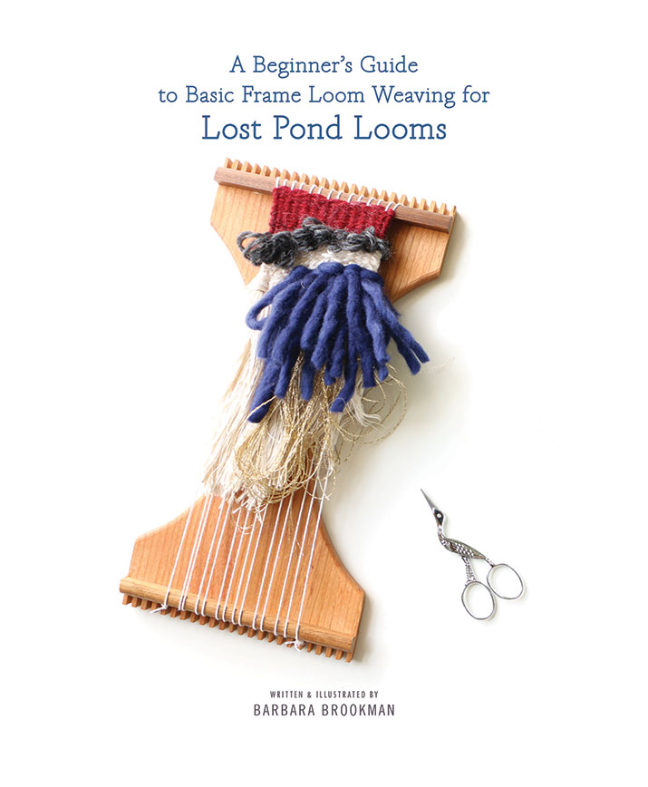 A Beginner\'s Guide to Basic Frame Loom Weaving for Lost Pond Looms ...